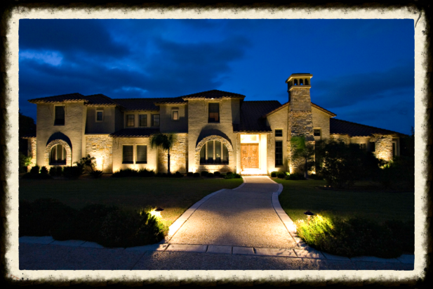 Additional Benefits of Landscape Lighting