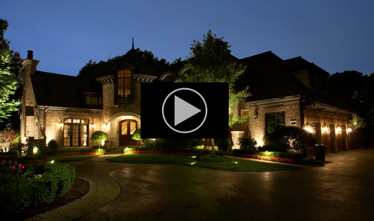 Creating Professional Landscape Lighting Effects