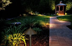 Outdoor Landscape Lights