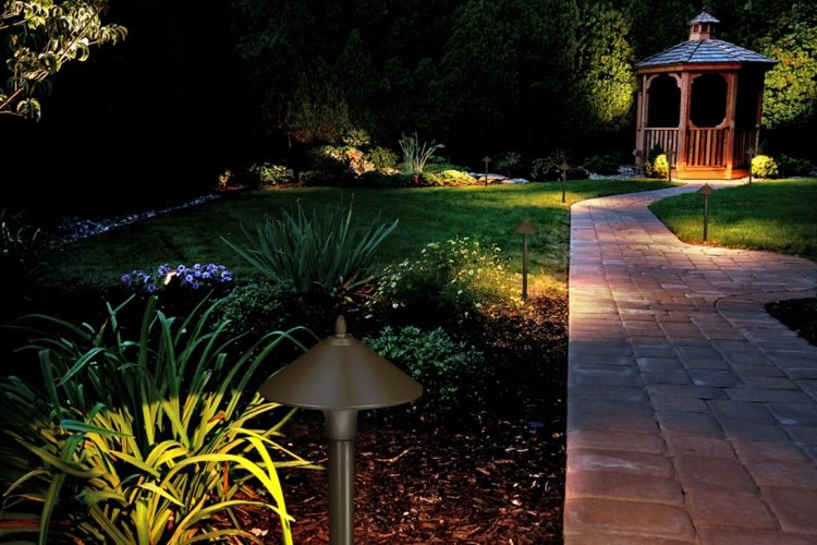 Low Voltage Outdoor Landscape Lighting Overview