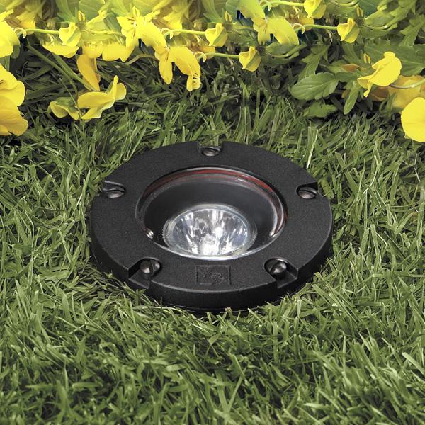 Landscape Lights Vista: Vista LED In-Ground Well Light