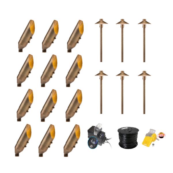 Brass Premium Kit new