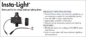 King Innovation Insta-Light-852