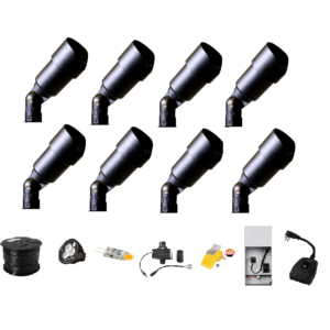 Starter DIY Landscape Lighting Kit