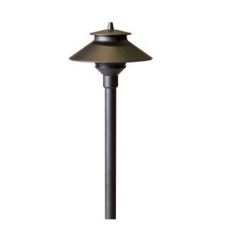 fx luminaire led path garden outdoor landscape lighting. Black Bedroom Furniture Sets. Home Design Ideas