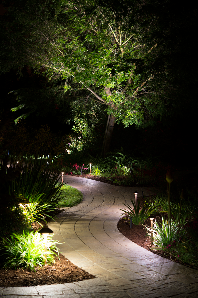 Best Shop LED Landscape Lights & Garden Lighting DIY Kit
