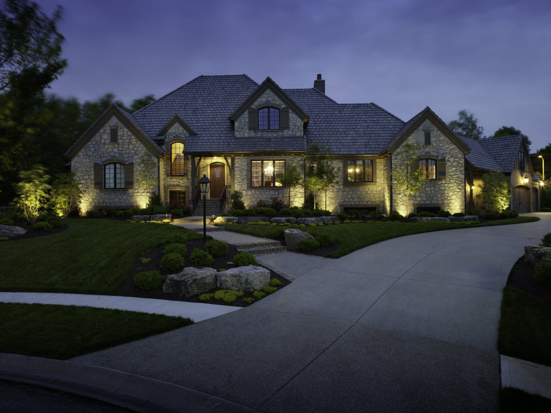 Landscape Lighting System