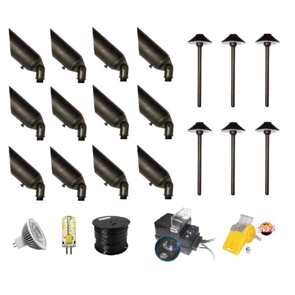Best Value Landscape Lighting Kit
