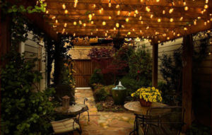 outdoor-string-lighting Bistro string Lighting