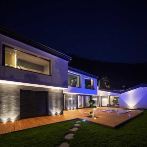 Different Types of Landscape Lighting