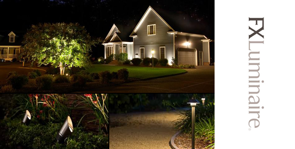 FX Luminaire outdoor lighting