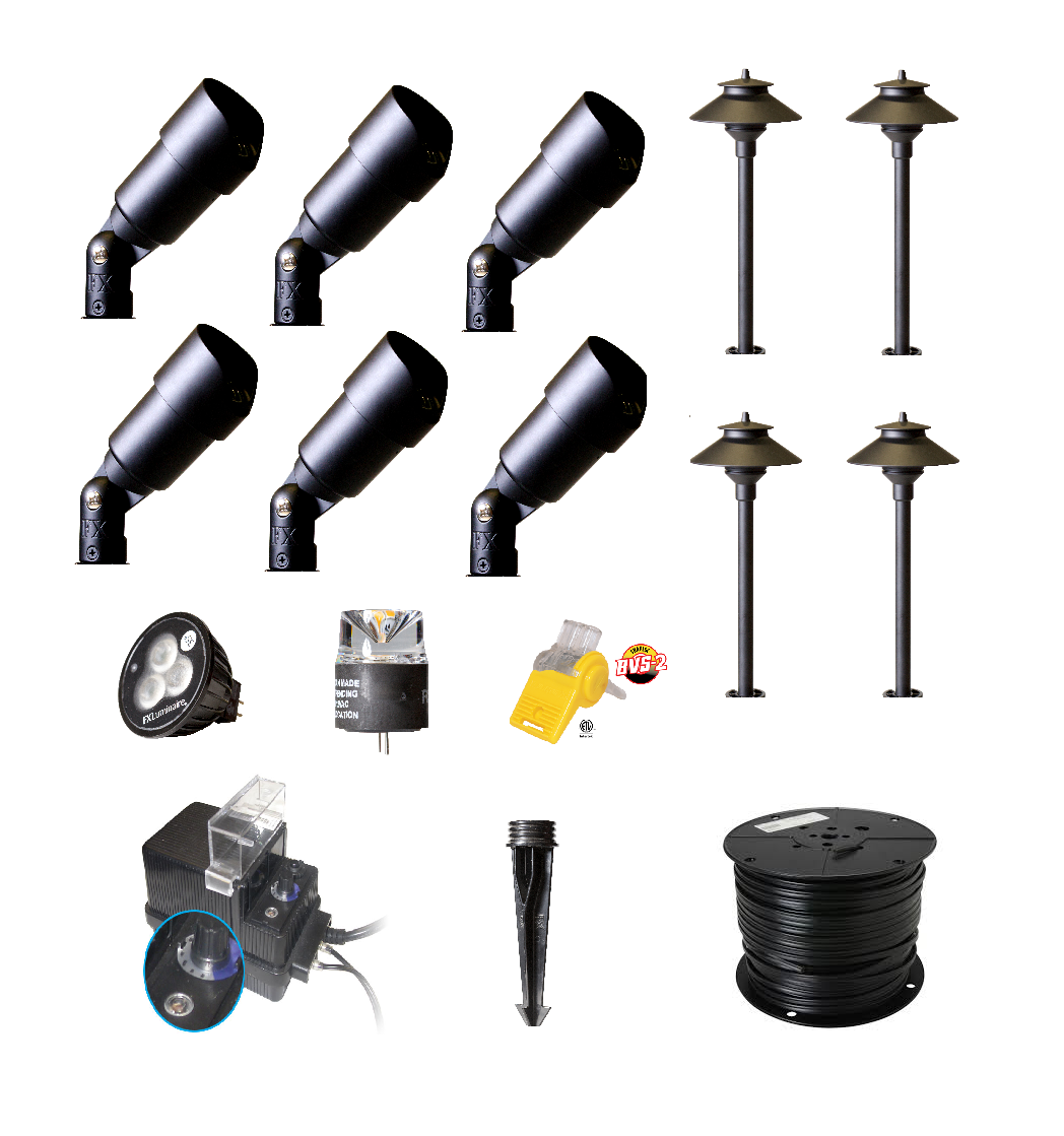 Buy discount shop led landscape lighting package diy kits an error occurred mozeypictures Image collections