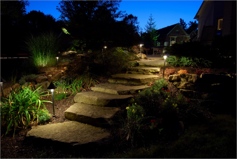 Wifi enabled landscape lighting : High quality landscape lighting kit wifi control